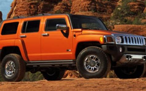 hummer   jeep wrangler nissan xterra toyota