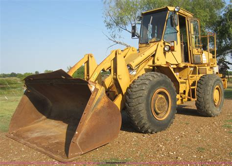Fiat Allis Wheel Loader by Fiat Allis Fr15 Wheel Loader Item D5639 Sold Thursday