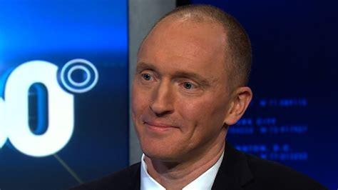 roger stone carter page volunteer  talk  house