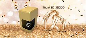 Jewelry 3d Scanner For Small Object 0 01mm Accuracy High