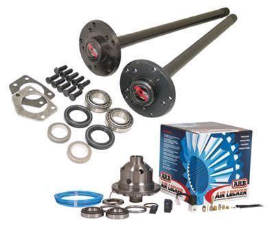 axle  gear dana    clip rear axle kit  arb locker    arb axle upgrade