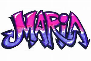Graffiti Names - Artistic Talent Group