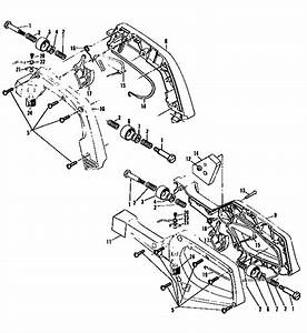 Eager Beaver Chainsaw Parts Diagram