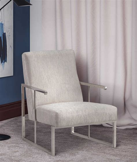 cloud 7 sofa upholstered in shimmering silver grey velour tov furniture liv metallic chair grey s6105 at