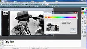 Mettre Twitter En Noir : mettre de la couleur dans une photo noir et blanc avec photofiltre youtube ~ Medecine-chirurgie-esthetiques.com Avis de Voitures
