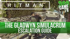 Hitman - The Gladwyn Simulacrum Escalation Level 5 - Sapienza Escalations Guides