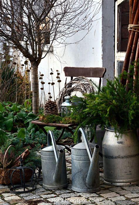 Weihnachtsdeko Garten by F 252 R Drau 223 En Winterdekoration Weihnachtsdeko Avec