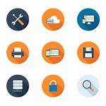 Hardware Icon Technology Icons Packs Vector