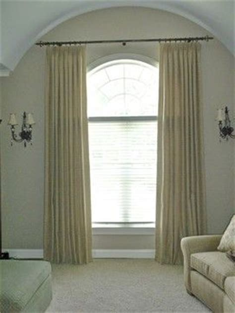 pictures  window treatments  rounded windows arched