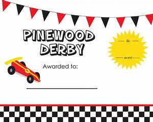 Pinewood derby certificate pdf just bcause for Pinewood derby certificate pdf