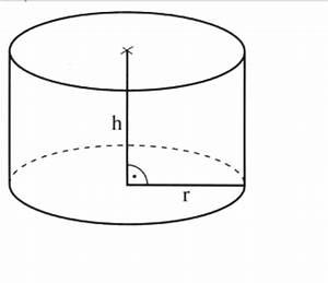Zylinder Volumen Berechnen : zylinder k rper berechnen und darstellen zylinder oberfl che und volumen mathelounge ~ Themetempest.com Abrechnung
