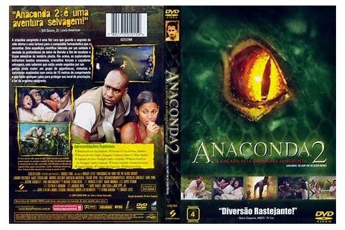 baixar grátis filme anaconda 1997 dublado