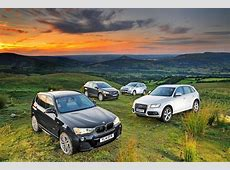 Top 10 used SUVs for less than £25,000 What Car?