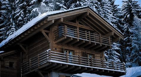 five catered ski chalet rental in verbier with mont blanc views