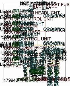 Computer Data Lines  U2014 Porsche Cayenne Turbo 2003  U2014 System