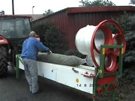weihnachtsb 228 ume verpacken mit kemper netzmaschine http