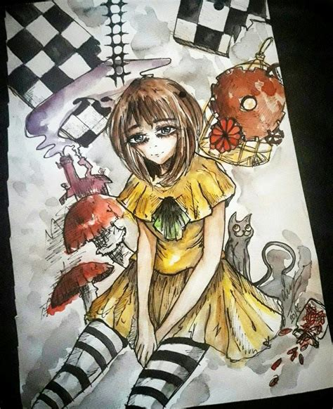 Ver más ideas sobre macabro, juego macabro, suspenso. Pin de Ailen_ 004_ en Fran Bow | Imagenes de terror, Videojuegos, Arte