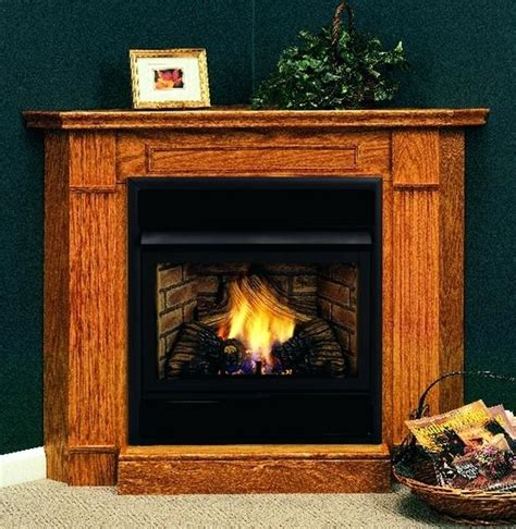 Ventless Propane Fireplace Symphony Inch Vent Free Gas