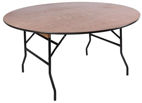 6 foot wood table secondhand chairs and tables round tables with folding