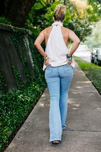 A Going Out Top u0026 Jeans | KERRently by Courtney Kerr