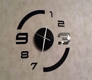 Horloge Moderne Murale : les 12 meilleures images du tableau horloge cuisine sur pinterest horloge murale horloges ~ Teatrodelosmanantiales.com Idées de Décoration