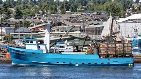 Crab Boat Destination Cause Of Sinking by F V Destination Fisherynation