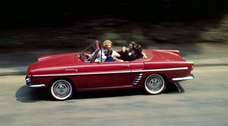 renault dauphine convertible carros y clasicos renault dauphine 1956 1971