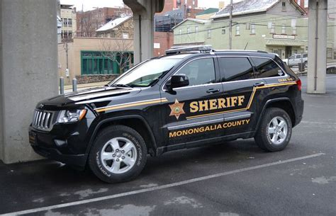 Monongalia County, Wv Sheriff's Department Jeep Grand
