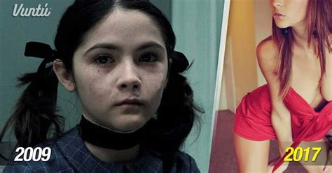 Little Girl From Orphan Movie