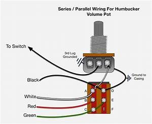 May Mod Of The Month  U2013 Series    Parallel Humbucker Wiring