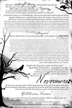 61 best My EAP the raven tattoo images on Pinterest