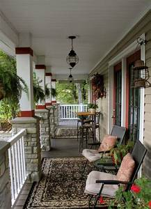 Styl Deco Veranda : 40 lovely veranda design ideas for inspiration bored art ~ Premium-room.com Idées de Décoration