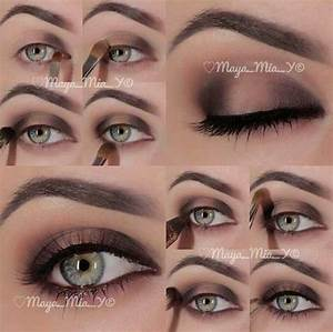 Eyeshadow Diy Step By Step