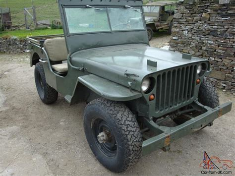 wwii jeep willys willys mb jeep 1942 ww2