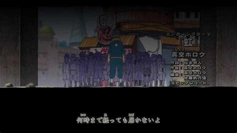 Naruto Shippuden Ending 28 (full Hd) Obito