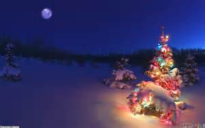 christmas night wallpaper 20905 open walls