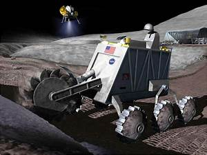 NASA Mining Robots (page 4) - Pics about space