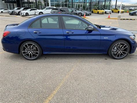 Request a dealer quote or view used cars at msn autos. New 2020 Mercedes-Benz C43 AMG 4MATIC Sedan Sedan in Calgary #DN8288 R | Lone Star Mercedes-Benz