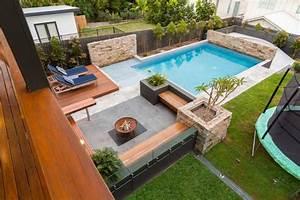 Gartengestaltung Mit Pool : gartengestaltung pool beispiele schwimmbad und saunen ~ A.2002-acura-tl-radio.info Haus und Dekorationen