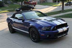 2013 SHELBY GT500 CONVERTIBLE - 157338