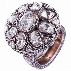 traditional diamond two color gold wedding ring at 1stdibs With orthodox wedding rings for sale