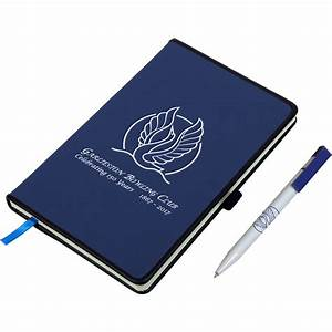 Colour Notebook with Free Big Message Pen | Hotline