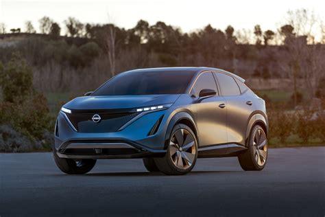 Coming in late 2021, a new nissan electric car. Nissan Ariya, il modello di serie sarà presentato a luglio ...