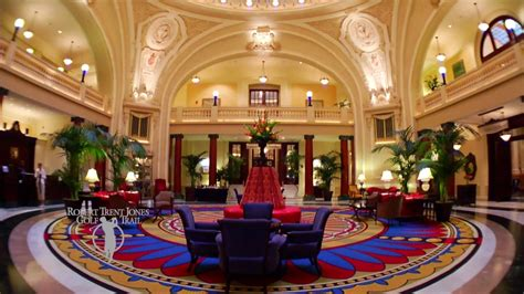 Battle House Renaissance Mobile Hotel & Spa YouTube