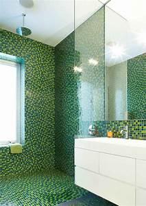Badezimmer Fliesen Ideen Mosaik : mosaik fliesen f r bad ideen f r betonung einzelner bereiche ~ Watch28wear.com Haus und Dekorationen