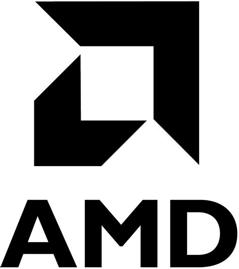 Logo vector images - Amd