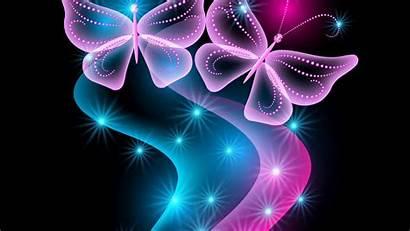Pink Butterflies 3d Wallpapers Graphics Desktop Butterfly