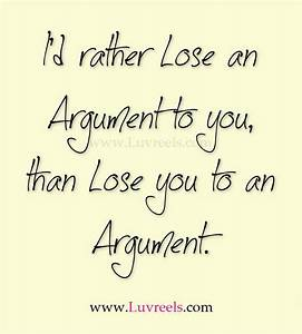 I'd rather ... Condor Arguments Quotes