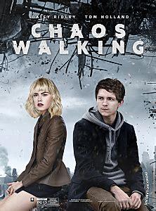 tom holland network chaos walking