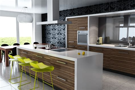 ideas  modern kitchen cabinets
